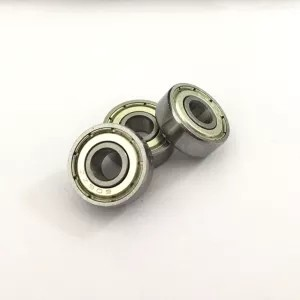 7 mm x 17 mm x 5 mm  NSK 697 deep groove ball bearings