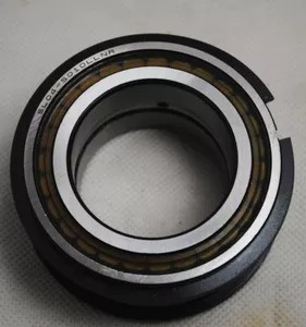 110 mm x 240 mm x 50 mm  NKE NU322-E-MPA cylindrical roller bearings