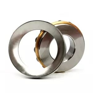 85 mm x 180 mm x 60 mm  ISO 22317 KW33 spherical roller bearings