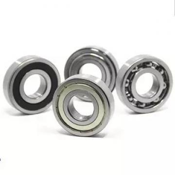 12 mm x 47 mm x 43,5 mm  SNR EX201 deep groove ball bearings