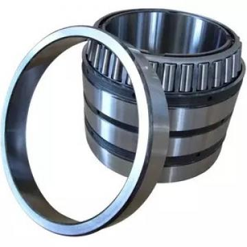 45 mm x 75 mm x 40 mm  NKE NNCF5009-V cylindrical roller bearings