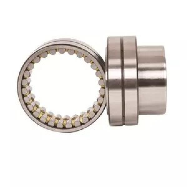 160 mm x 340 mm x 68 mm  NACHI NJ 332 cylindrical roller bearings #1 image