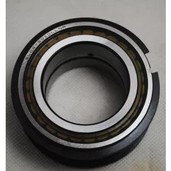 40 mm x 68 mm x 15 mm  NACHI 7008AC angular contact ball bearings #1 image