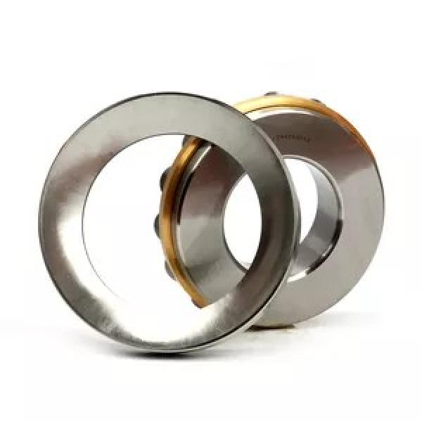85 mm x 180 mm x 41 mm  NACHI NJ 317 cylindrical roller bearings #1 image